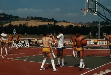 1985 - RAGAZZI CASTROCARO FINALI NAZIONALI VICE CAMPIONI