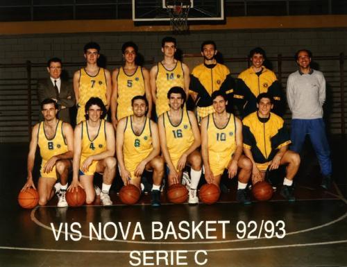 1992 - 1993 - SERIE C
